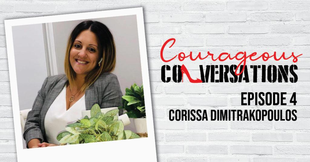 Ep 4 Corissa Dimitrakopoulos Thumbnail