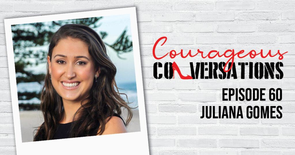Ep 60 Juliana Gomes Thumbnail