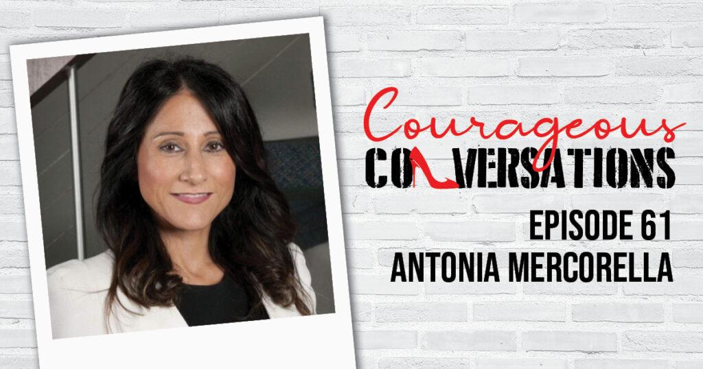 Ep 61 Antonia Mercorella