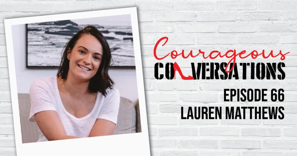 Ep 66 Lauren Matthews