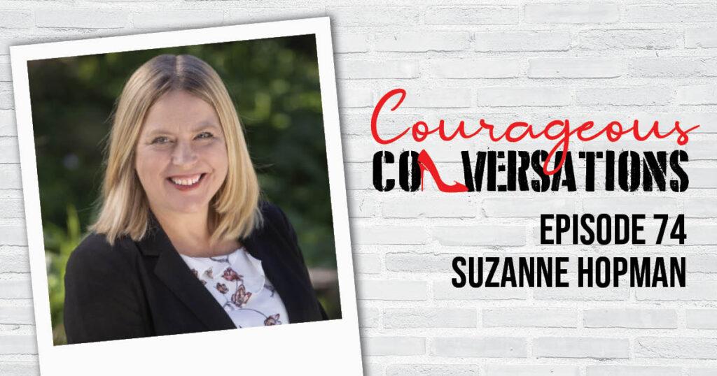Ep 74 Suzanne Hopman